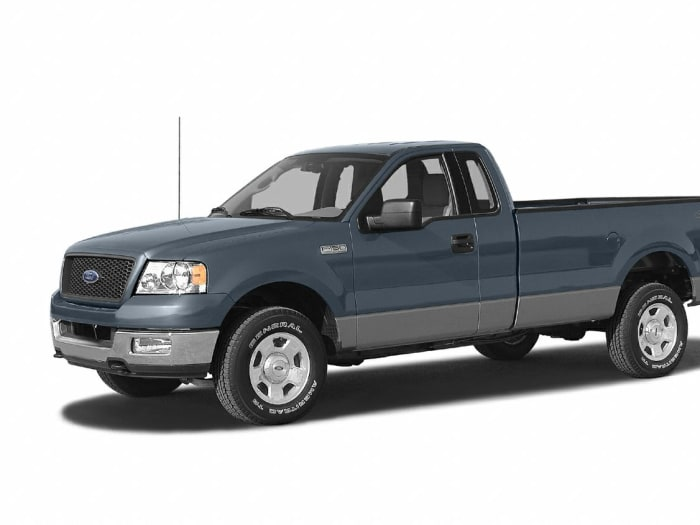 2006 ford f 150 specs and prices. Black Bedroom Furniture Sets. Home Design Ideas