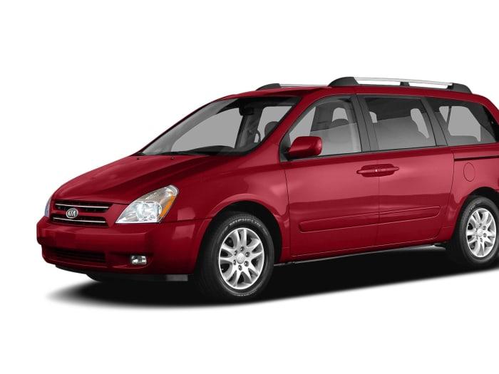 2006 kia sedona new car test drive. Black Bedroom Furniture Sets. Home Design Ideas
