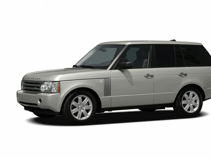 2006 Land Rover Range Rover Hse 4dr All