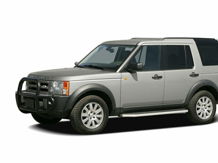 2006 land rover lr3 crash test ratings. Black Bedroom Furniture Sets. Home Design Ideas