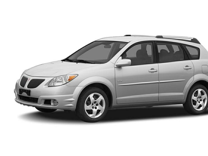 2006 pontiac vibe base all wheel drive hatchback pricing and options. Black Bedroom Furniture Sets. Home Design Ideas