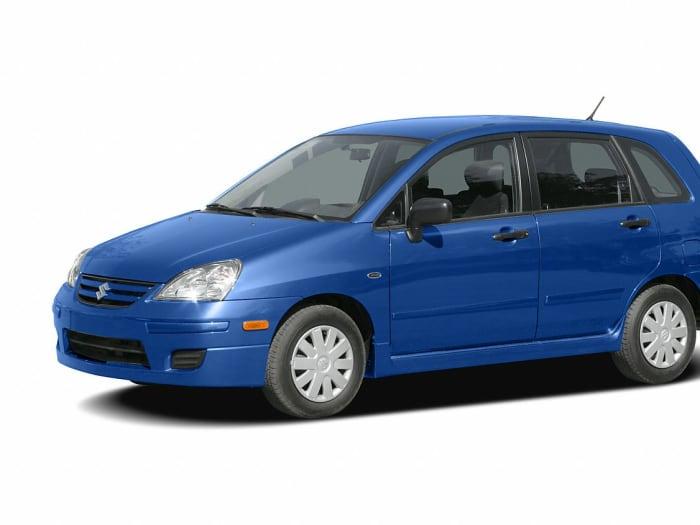 2006 suzuki aerio sx base 4dr all wheel drive hatchback pictures. Black Bedroom Furniture Sets. Home Design Ideas