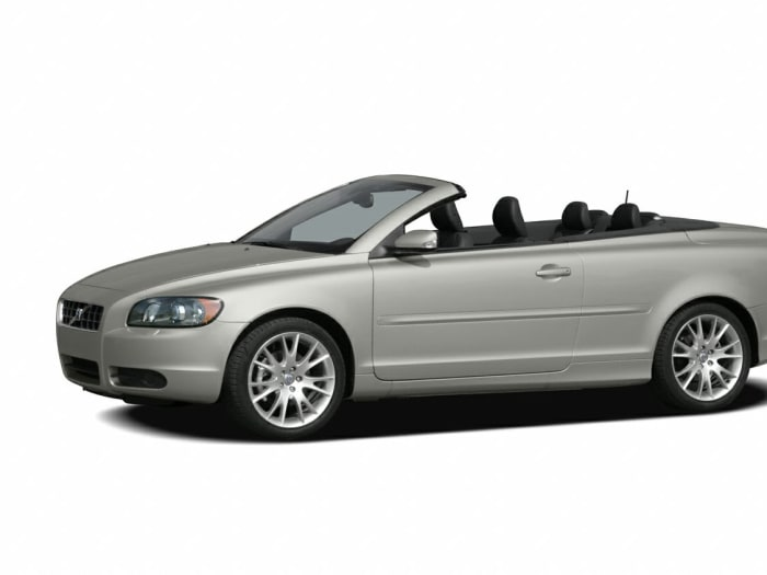 2006 Volvo C70 T5 M 2dr Convertible Pricing and Options