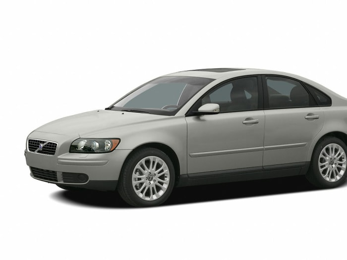 2006 Volvo S40 2.4i 4dr Front-wheel Drive Sedan Specs and Prices