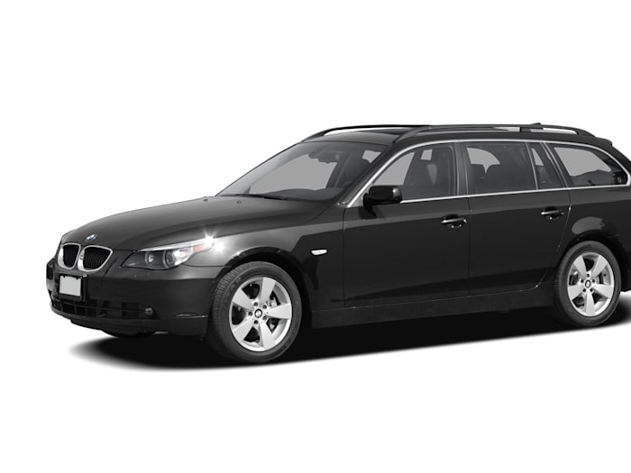 2007 Bmw 530 Xit 4dr All Wheel Drive Sport Wagon Pictures