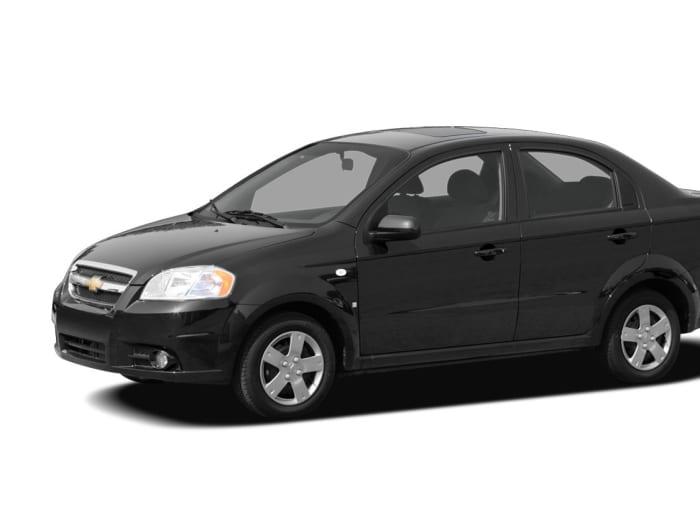 2007 Chevrolet Aveo Pictures