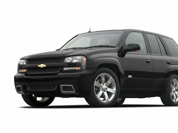 2007 chevrolet trailblazer ss w 3ss all wheel drive safety features. Black Bedroom Furniture Sets. Home Design Ideas