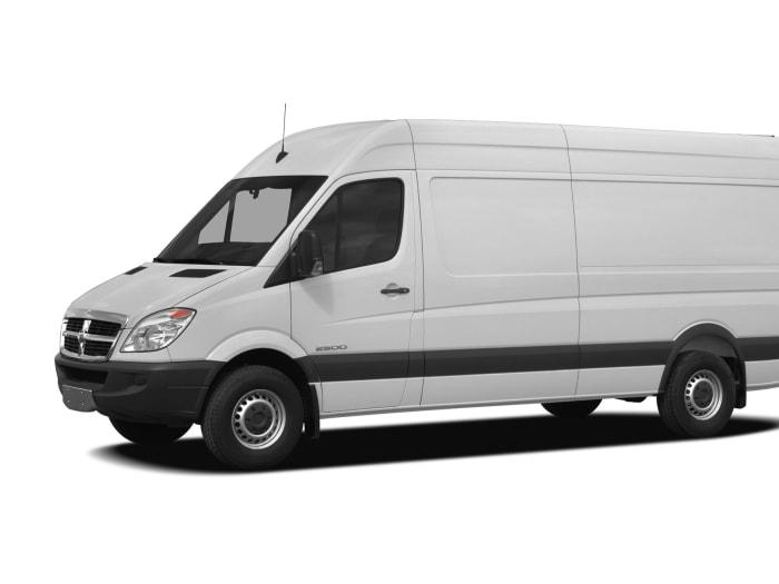 2007 dodge sprinter van 2500 high roof extended cargo van 170 in wb pictures. Black Bedroom Furniture Sets. Home Design Ideas