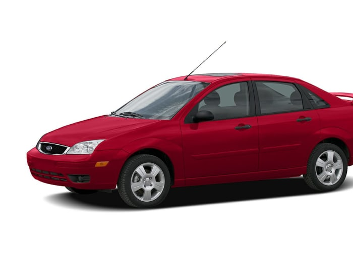 2007 Ford Focus St 4dr Sedan Specs And Prices