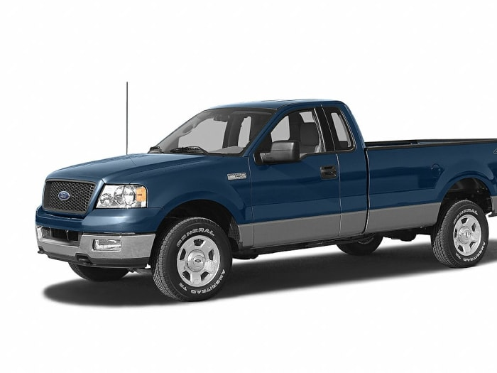 2007 ford f 150 owner reviews and ratings. Black Bedroom Furniture Sets. Home Design Ideas