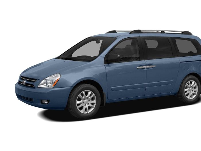 2007 kia sedona new car test drive. Black Bedroom Furniture Sets. Home Design Ideas
