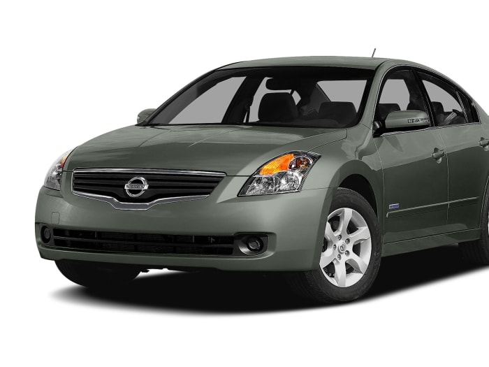 2009 Nissan Altima Hybrid  Nissan Altima Hybrid