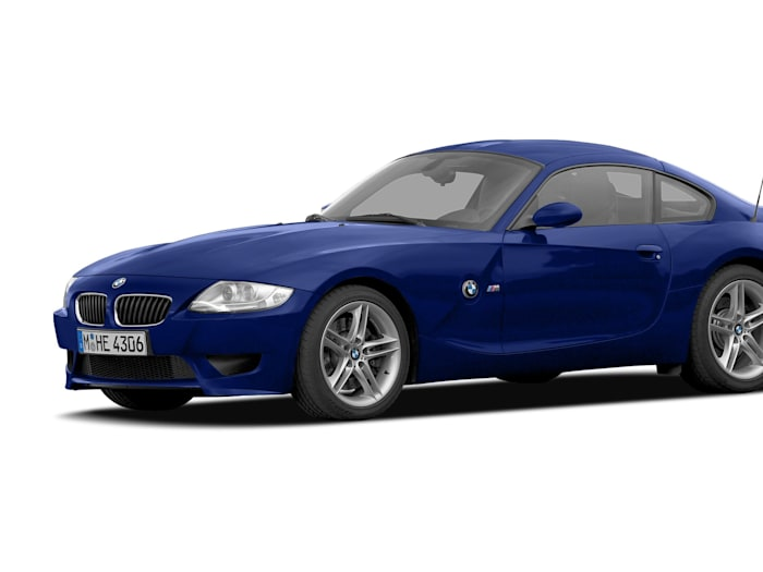 2008 Bmw Z4m Base 2dr Rear Wheel Drive Coupe Information