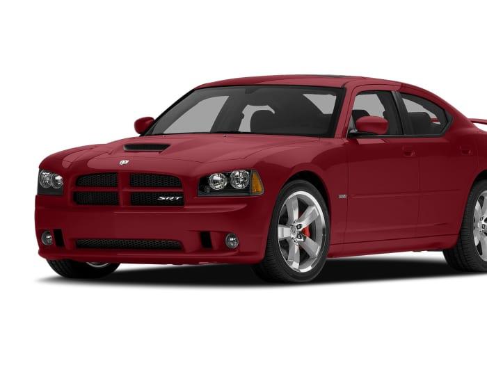 2008 Dodge Charger Srt8 4dr Rear Wheel Drive Sedan Equipment