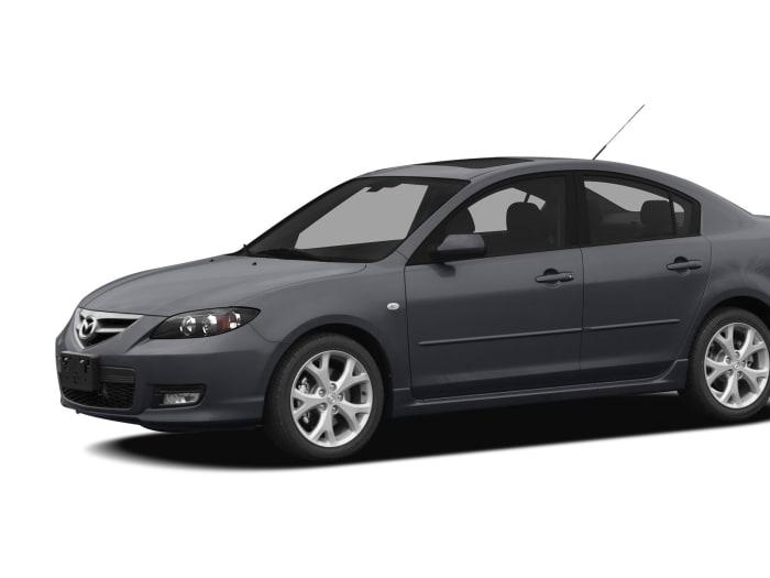 2008 mazda mazda3 i sport 4dr sedan pictures. Black Bedroom Furniture Sets. Home Design Ideas