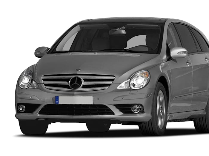 2008 mercedes benz r class crash test ratings for Mercedes benz safety rating