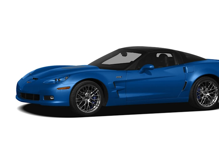 2009 Chevrolet Corvette ZR1 2dr Coupe Specs and Prices