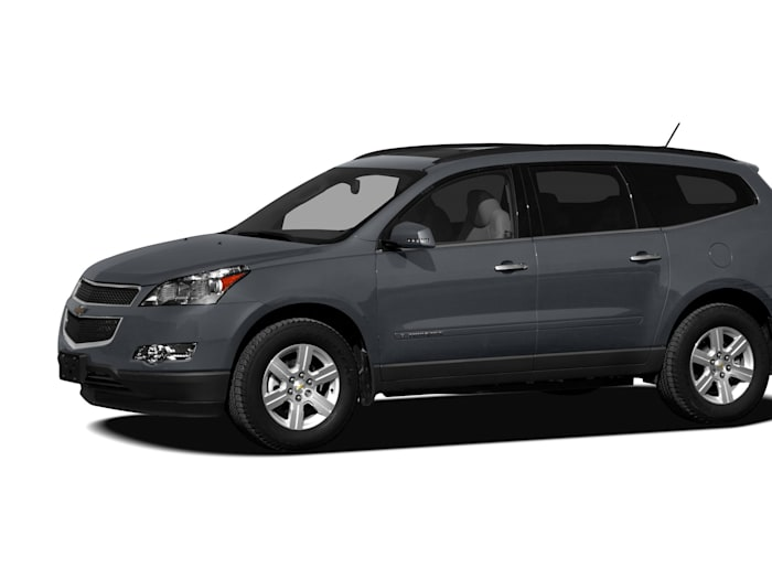 2009 chevrolet traverse new car test drive. Black Bedroom Furniture Sets. Home Design Ideas