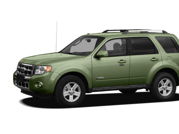 2009 Ford Escape Hybrid Safety Recalls