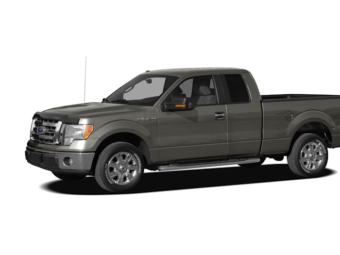 2009 ford f 150 xlt 4x2 super cab styleside 6 5 ft box 145 in wb specs and prices. Black Bedroom Furniture Sets. Home Design Ideas