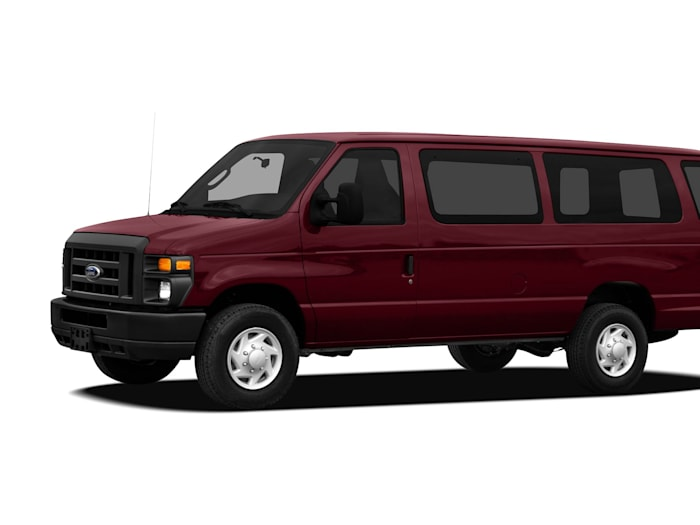 2009 ford e 350 super duty commercial extended cargo van pricing and options. Black Bedroom Furniture Sets. Home Design Ideas
