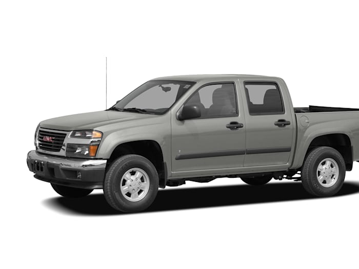 2009 gmc canyon slt 4x4 crew cab 5 ft box 126 in wb specs and prices. Black Bedroom Furniture Sets. Home Design Ideas