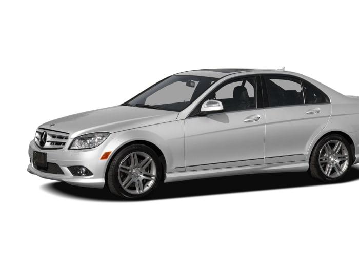 2009 Mercedes Benz C Class Safety Features