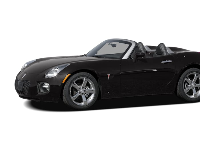 2009 pontiac solstice gxp 2dr convertible specs and prices. Black Bedroom Furniture Sets. Home Design Ideas