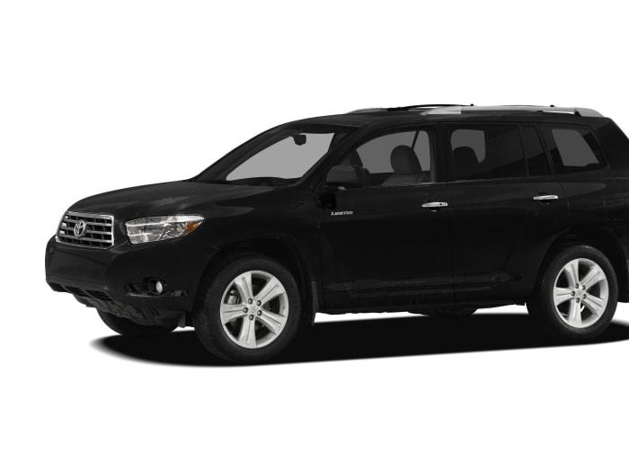 2009 toyota highlander base 4dr all wheel drive specs and prices. Black Bedroom Furniture Sets. Home Design Ideas