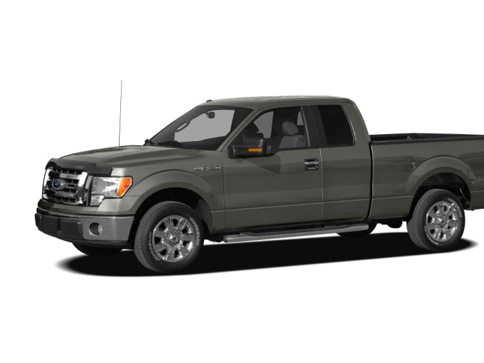 2010 ford f 150 stx 4x2 super cab styleside 6 5 ft box 145 in wb for sale. Black Bedroom Furniture Sets. Home Design Ideas