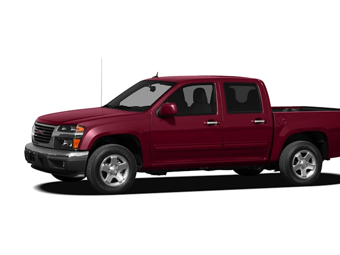 2010 gmc canyon slt 4x2 crew cab 5 ft box 126 in wb pricing and options. Black Bedroom Furniture Sets. Home Design Ideas