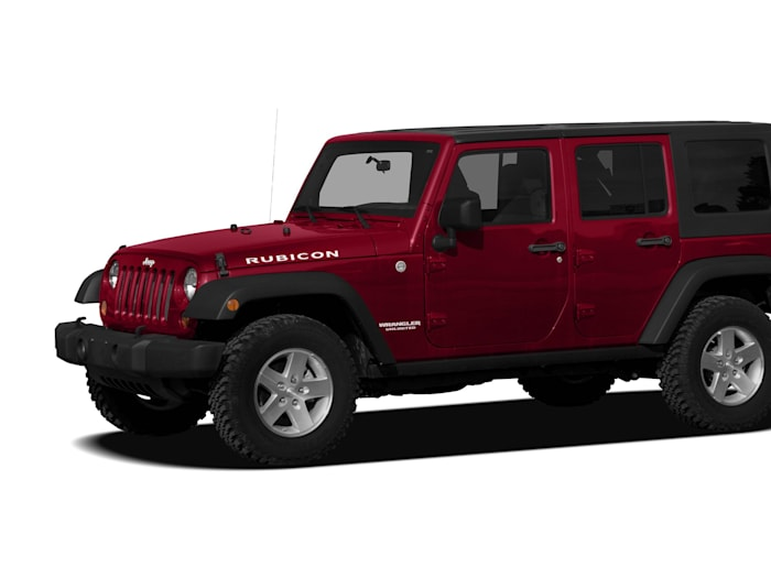 2010 Jeep Wrangler Unlimited Rubicon 4dr 4x4 Specs And Prices
