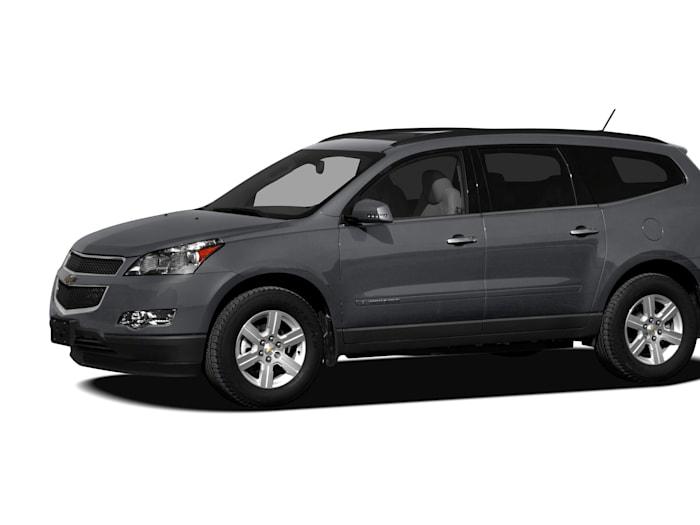 2011 Chevrolet Traverse Crash Test Ratings | Autoblog