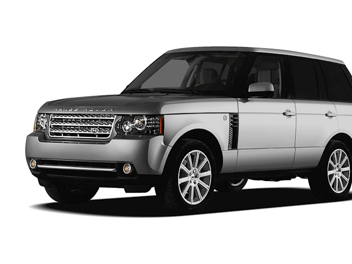 2011 Land Rover Range Rover Supercharged 4dr All