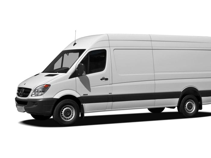 2011 mercedes benz sprinter class high roof sprinter 2500 extended cargo van 170 in wb specs. Black Bedroom Furniture Sets. Home Design Ideas
