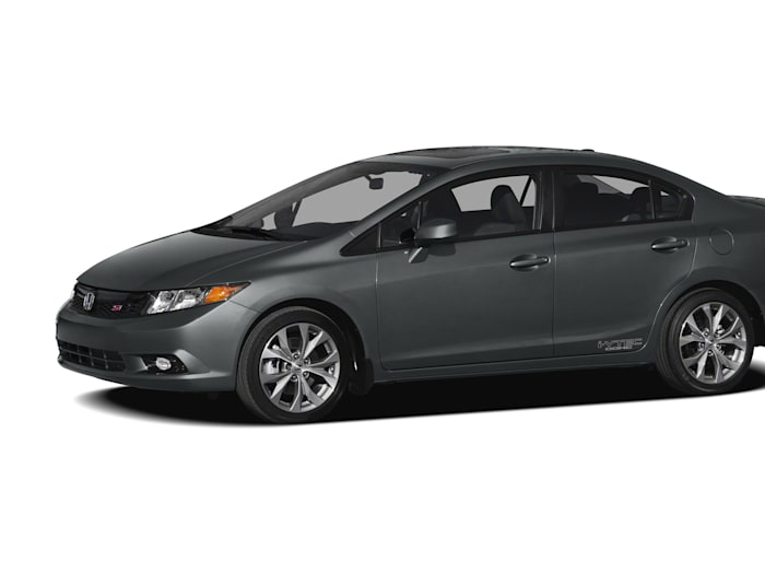 2012 honda civic si 4dr sedan information. Black Bedroom Furniture Sets. Home Design Ideas