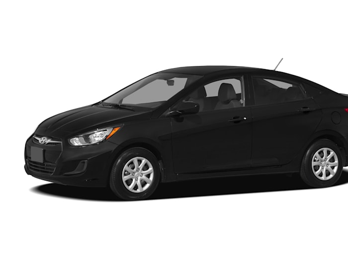 2012 Hyundai Accent GLS 4dr Sedan Pricing and Options ...