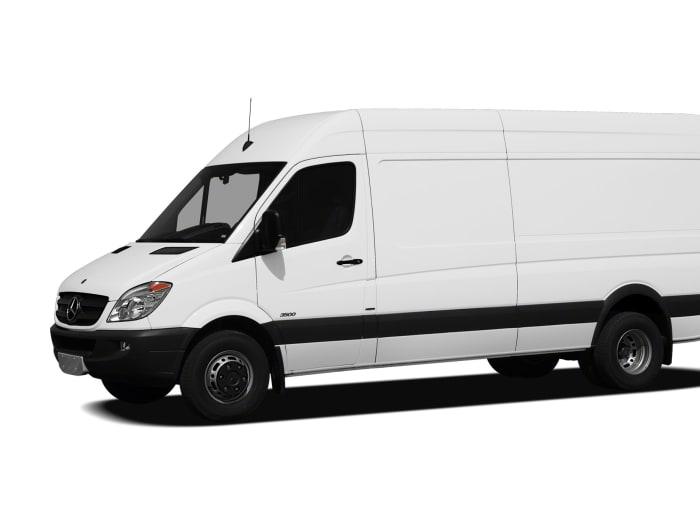 2012 mercedes benz sprinter class high roof sprinter 3500 extended cargo van 170 in wb drw. Black Bedroom Furniture Sets. Home Design Ideas