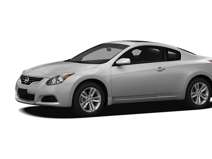 2012 Nissan Altima 3.5 SR 2dr Coupe Pricing and Options ...