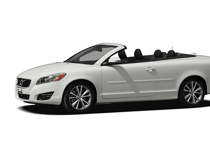 2012 Volvo C70 T5 2dr Convertible Pricing and Options