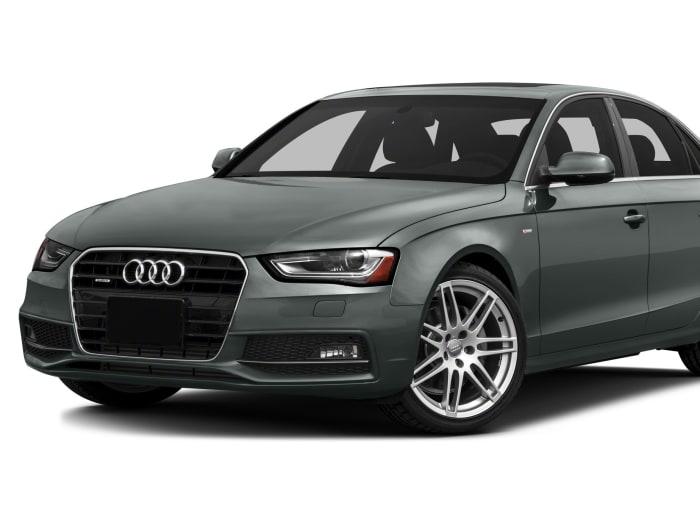 2016 Audi A4 Crash Test Ratings