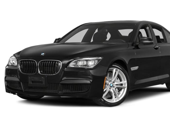 2013 BMW 750 i 4dr Rear-wheel Drive Sedan Pictures