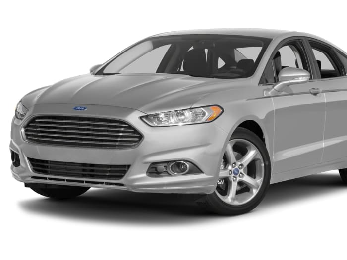 2015 Ford Fusion Safety Features
