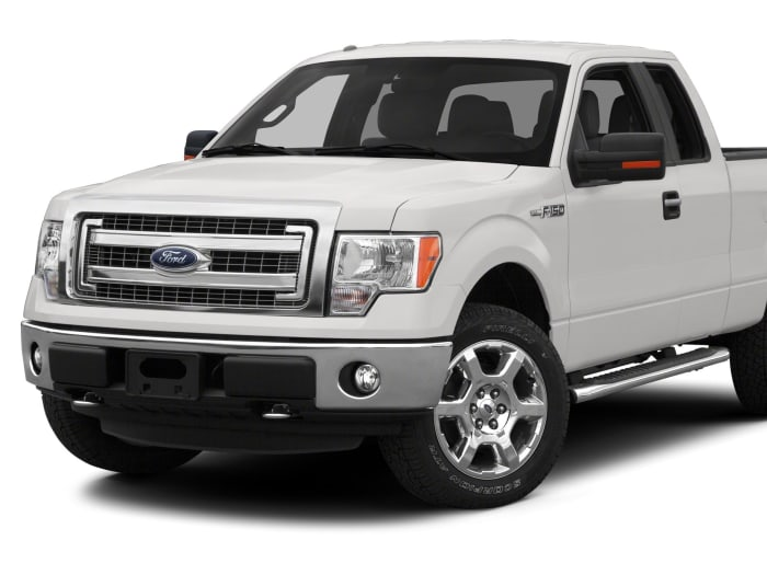 2013 ford f 150 stx 4x4 supercab styleside 6 5 ft box 145 in wb specs and prices. Black Bedroom Furniture Sets. Home Design Ideas