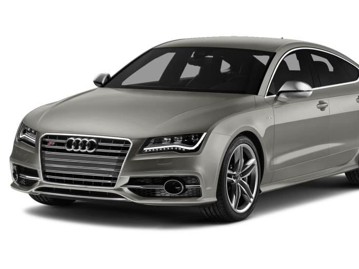 2014 Audi S7 4.0T Prestige 4dr All-wheel Drive quattro ...