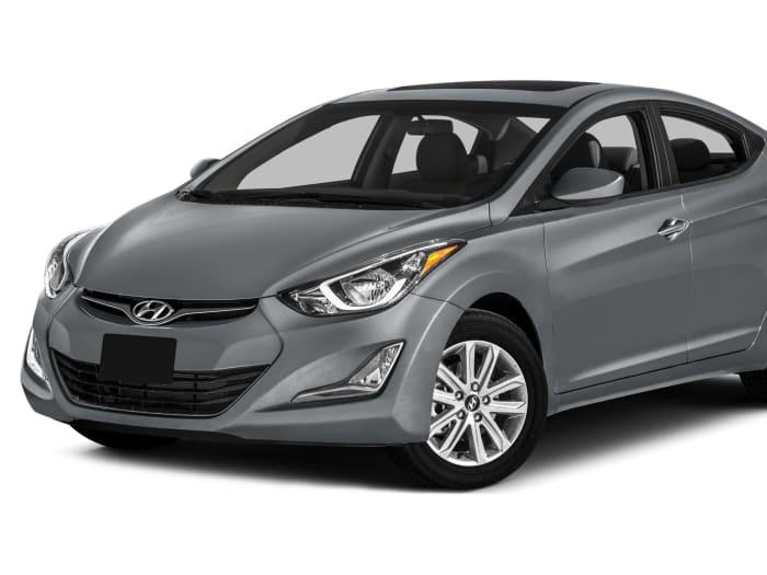 2014 Hyundai Elantra Information