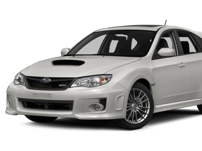 2014 subaru impreza wrx base 4dr all wheel drive hatchback specs and prices. Black Bedroom Furniture Sets. Home Design Ideas