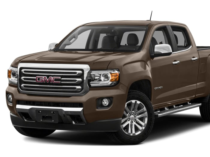 2017 gmc canyon slt 4x2 crew cab 6 ft box 140 5 in wb. Black Bedroom Furniture Sets. Home Design Ideas