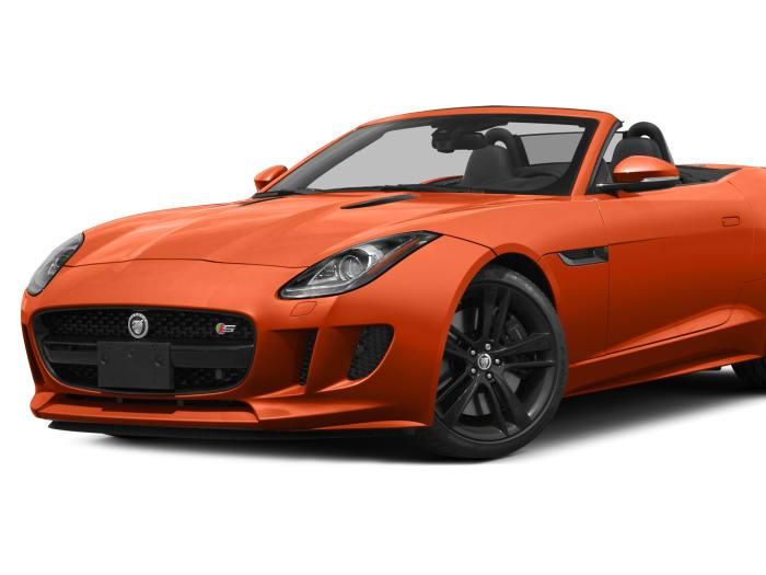 2015 jaguar f type v8 s 2dr rear wheel drive convertible pricing and options. Black Bedroom Furniture Sets. Home Design Ideas