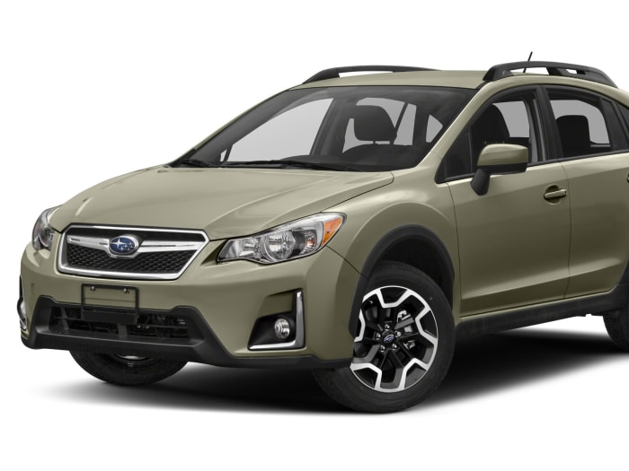2016 Subaru Crosstrek Crash Test Ratings